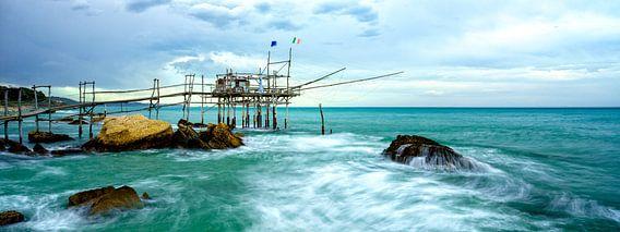 Trabocco Punta Tufano - Abruzzo