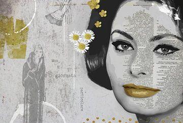 Sophia Loren von M Duizendstra