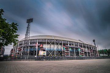 Feyenoord stadion De Kuip Rotterdam van Danny den Breejen