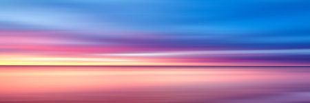 Abstract Sunset V - Panoramic van T Marchev