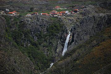 Waterval Serra de Freita 1 van ares64