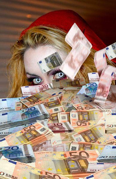 I'm watching you van Fotografie Arthur van Leeuwen