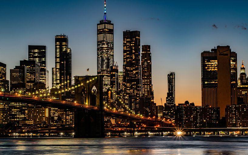 Brooklyn Bridge van Kimberly Lans