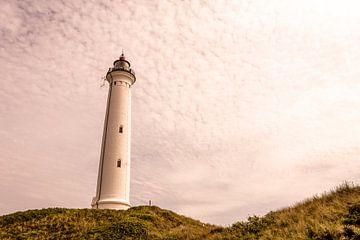 Leuchtturm Lyngvig Fyr van Matthias Nolde