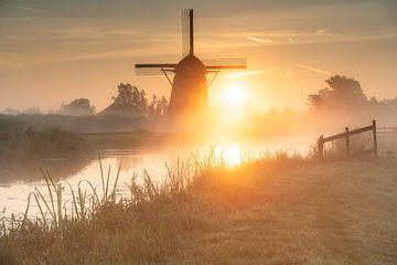 Hazerswoude-dorp molen