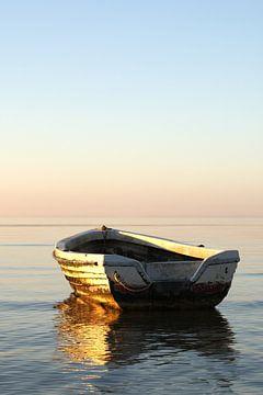 Holzboot von Jana Behr