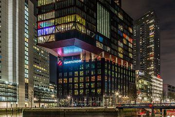 Rotterdam, Havensteder sur Peter van Hengstum