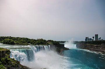 Niagarafälle von Niek Belder