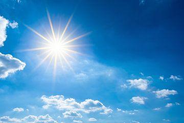 Bright sun van Günter Albers