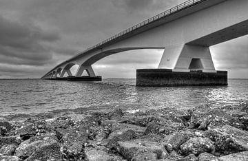Zeelandbrücke von Marcel van Kan