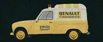 Renault 4 F4 1970
