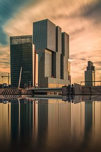 Rotterdam , Skyline