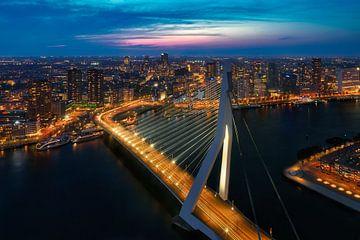 Rotterdam gaat slapen van