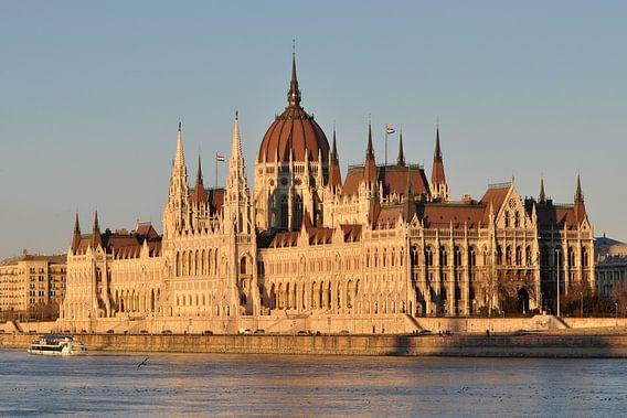 Avond in Boedapest