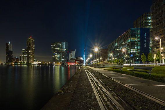 Rotterdam Rijnhaven en Wilhelminapier van MS Fotografie