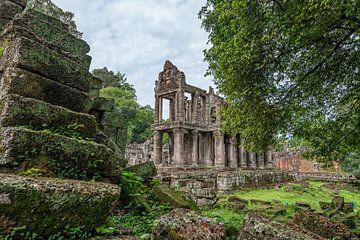Preah Khan Tempel, Angkor Wat van