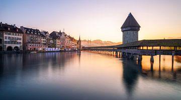 Kapellbrücke sur Severin Pomsel