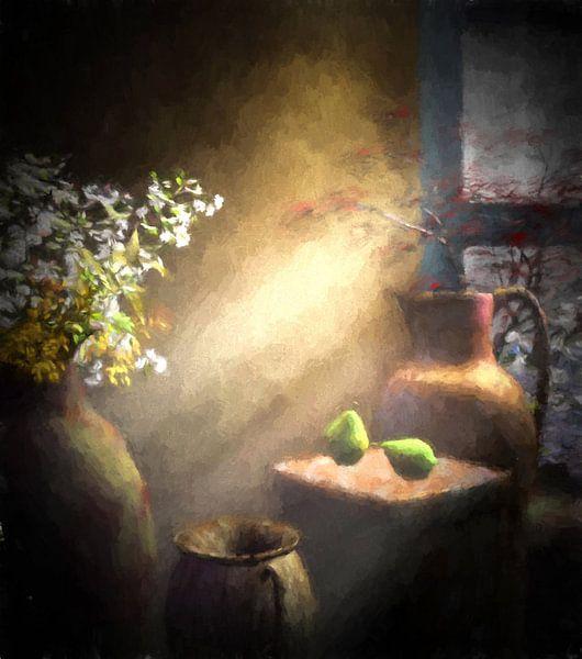 Nature Morte 2 van Angel Estevez