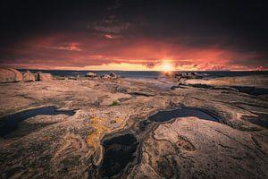 Felsenküste Schweden