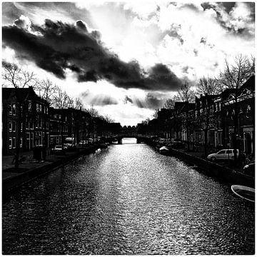 Contrast in Leiden von SPOOR Spoor