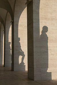 EUR, Rome van Miss Dee Photography