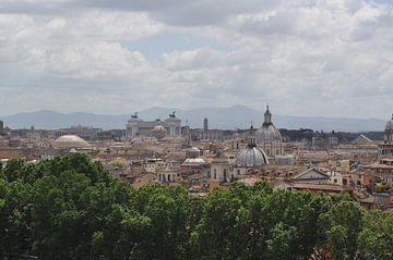 Uitzicht Rome, Italië  von Jeffrey de Ruig