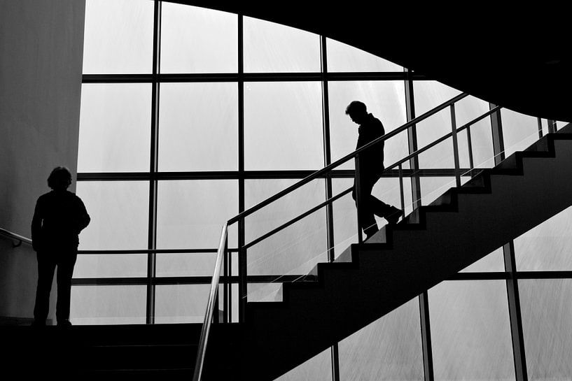 trappenhuis van Bert Bouwmeester