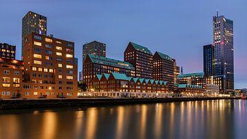 Soirée à Rotterdam, Pays-Bas sur Adelheid Smitt