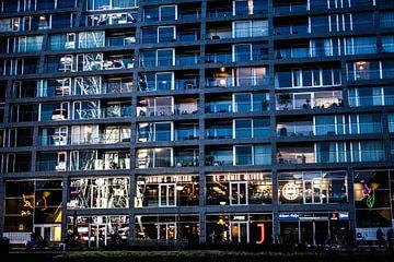 the View | Rotterdam | 12-3-2016 van Shui Fan