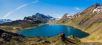 bergmeer Ijsland von Dave Verstappen