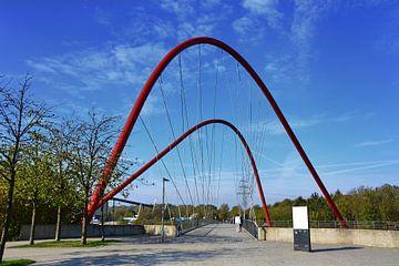 Bogenbrücke 9 von Edgar Schermaul