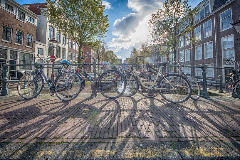 Shadows in Amsterdam van Peter Bartelings