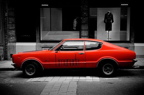 Limonada - Ford Taunus XL van Mike Fortgens