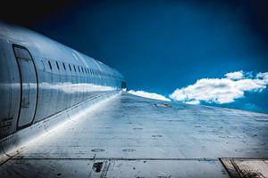 Concorde in de lucht van