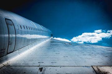 Concorde in de lucht van Okko Huising - okkofoto