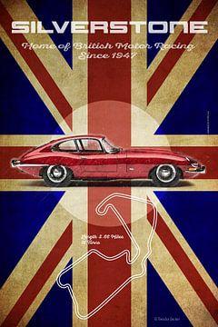 Silverstone Vintage E von Theodor Decker