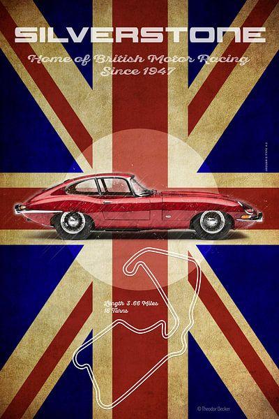 Silverstone Vintage E sur Theodor Decker