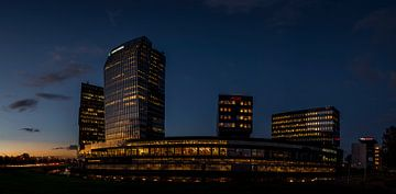 IJsseltoren Zwolle sur Erik Veldkamp