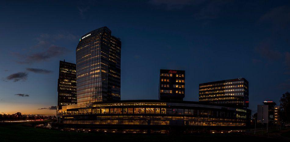 IJsseltoren Zwolle van Erik Veldkamp