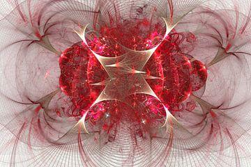 Fractal art van Ursula Di Chito