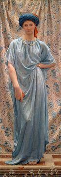 Albert Joseph Moore. Saphirs