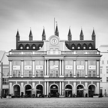 Rostocker Rathaus von Florian Schmidt