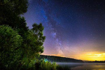 night sky sur Tomek Kepa
