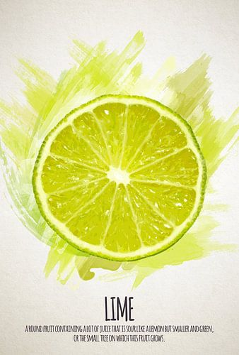 Fruities Limoen van