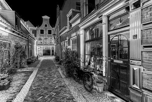 The streets of Haarlem
