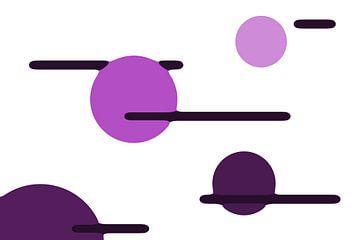 Purpuraj planedoj