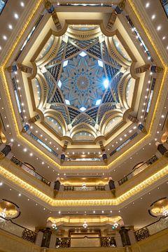 Hôtel Emirates Abu Dhabi sur Ko Hoogesteger