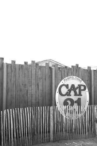 Cap 21 Strand van Pampelonne