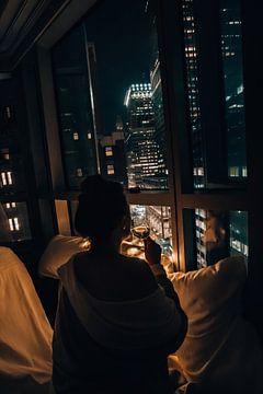 New York : la ville qui ne dort jamais sur Eline Chiara