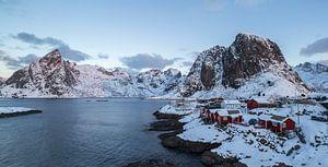 Rorbu - Hamnoya Noorwegen van